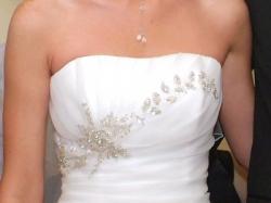 suknia ślubna MS Moda India