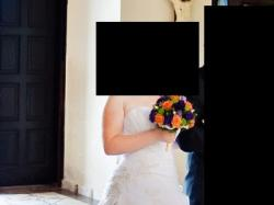 Suknia ślubna MS moda Julienne