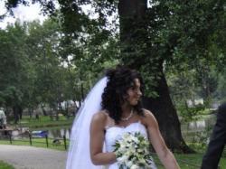 Suknia ślubna MS Moda Juliette