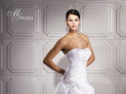 Suknia ślubna Ms Moda Model Dagmara Suknie ślubne Ogłoszenie