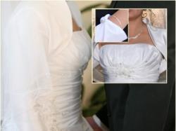 Suknia ślubna MS MODA  (model: DAGMARA)