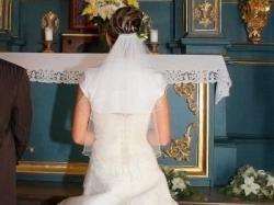 suknia ślubna MS Moda model miss