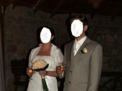 Suknia ślubna MS MODA Oliwia, rozm.38-40