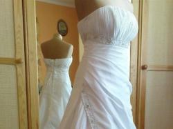 Suknia ślubna MS MODA Oliwia, rozm.40-42