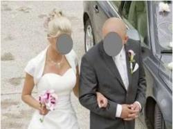 Suknia ślubna MS Oliwia 38 ecru