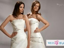 Suknia ślubna Mystic 2011 model Nicola