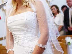 Suknia ślubna MYSTIC LIBERTY roz. 38/40 OKAZJA