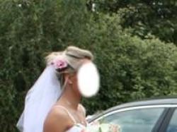 Suknia ślubna mystic model lybra