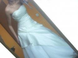 suknia ślubna na 176 cm tylko 550 zł
