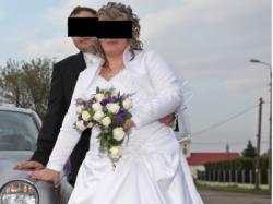suknia ślubna na wzór Eddy K model 1333