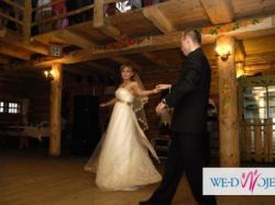 Suknia ślubna -Nabla