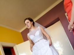 Suknia Ślubna Nabla Fleure - najmodniejsza suknia ślubna w sezonie + gratisy!!!