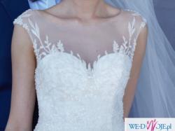 Suknia ślubna Nabla Luise