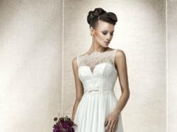 Suknia Ślubna NABLA MODEL FLEURE ROZMIAR 36/38