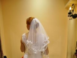 Suknia ślubna Nabla, model Sally 2013