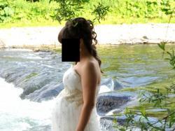 Suknia ślubna Nabla Rosa (może być ciążowa)