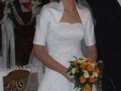 Suknia Ślubna Nadine rozmiar 38-40 wzrost 177