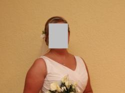 Suknia ślubna Navel Emmi Mariage rozmiar 42/44