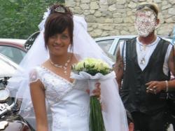 Suknia Ślubna Nicky-kolekcja Annais Bridal 2009