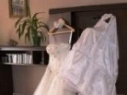 Suknia slubna - niepowtarzalna i jedyna w Polsce