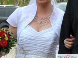suknia ślubna nimfa