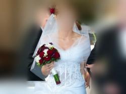 Suknia ślubna Noemi z Angel