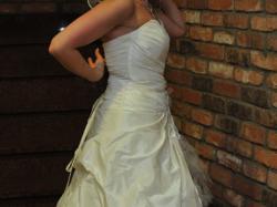 Suknia ślubna nr.38