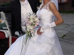 Suknia ślubna nr 625 Urszula Mateja