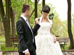 suknia ślubna NURIA AIRE BARCELONA