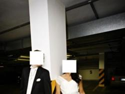 Suknia slubna Nuria - Aire Barcelona rozm. 38