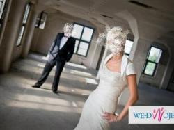 Suknia ślubna o kroju rybki / syreny - oryginalna  Sincerity rozm. 38