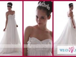 Suknia ślubna od 500 do 700 zł