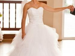 Suknia ślubna od Chantilly, model Fiesta