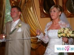 suknia ślubna od Evy Sass