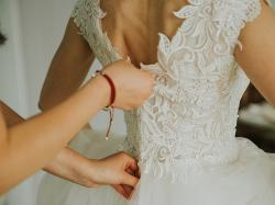 Suknia ślubna od Justyny Kodym, 168 cm, S
