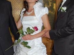 Suknia ślubna od Papilio