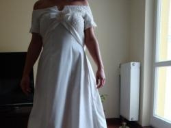 suknia ślubna okazja + gratis