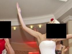 Suknia ślubna Oksana Mukha krótka 36/ 38 + dodatki