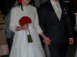 Suknia Ślubna One White Trieste r.36