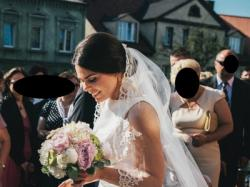 Suknia ślubna Ontario z kolekcji Pornovias 2015.rozmiar 36/38