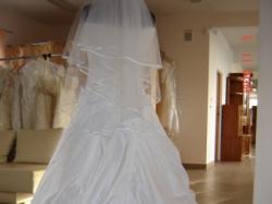 Suknia ślubna oryginalna Papa Michel rozm.40/42 biała