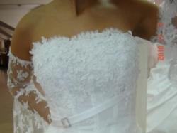 Suknia ślubna oryginalna URSZULA MATEJA rozm.36/ bi38 biała
