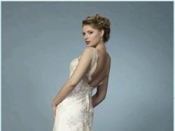 Suknia ślubna Oxana firmy gracja koronka 1499