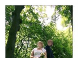 Suknia ślubna + pantofle