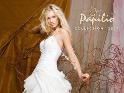 Suknia ślubna Papili 719ab