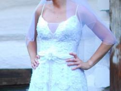 Suknia ślubna Papilio  2010 biała