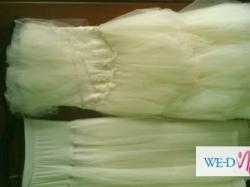 Suknia ślubna Paris ecru od PPHU Karina roz. 38
