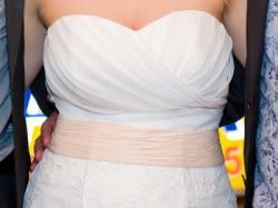 Suknia ślubna Paryżanka 2013