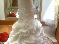 Suknia Ślubna - Paryżanka - LEKKA WYGODNA I PRZEUROCZA