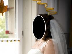 Suknia ślubna PATI rozm. 46